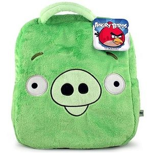 Angry Birds Green Pig Plush